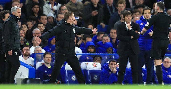 Jose Mourinho: Separated from Antonio Conte