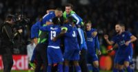 Leicester: Saw off Sevilla
