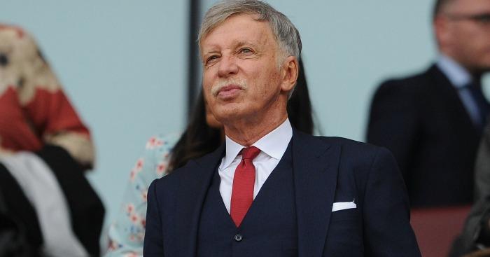 Stan Kroenke - Coutinho held Liverpool back; fans blame Kroenke for Arsenal woes