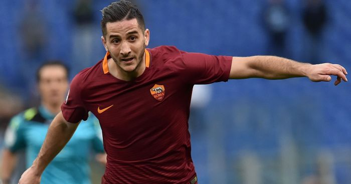 Kostas Manolas: A reported summer target for Liverpool