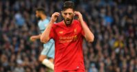 Adam Lallana: Set for a month on the sidelines