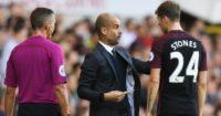 John Stones: Sees similarities between Southgate and Guardiola