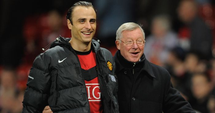 Sir Alex Ferguson: Regrets leaving Berbatov out of final squad