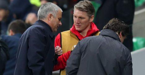Bastian Schweinsteiger: Heading to MLS to join Chicago Fire