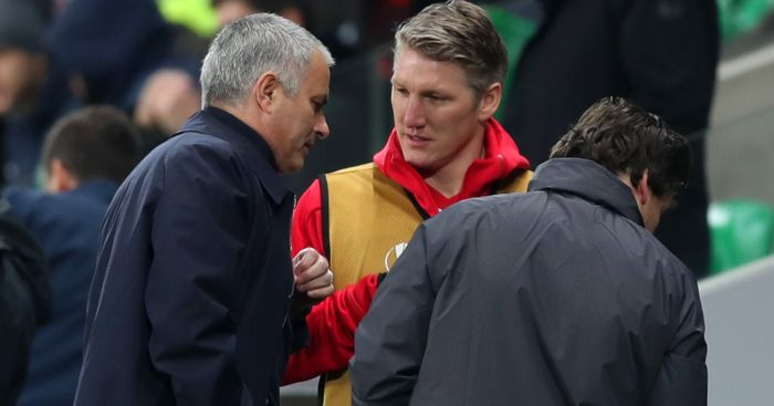 Bastian Schweinsteiger: Heading to MLS to join Chicago Fire