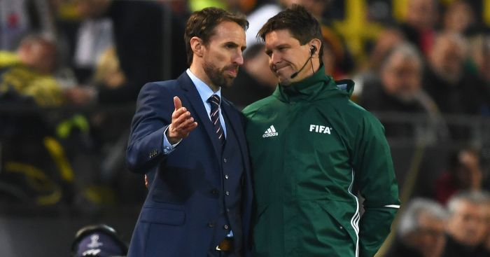 Gareth Southgate: Proud of England display in Germany
