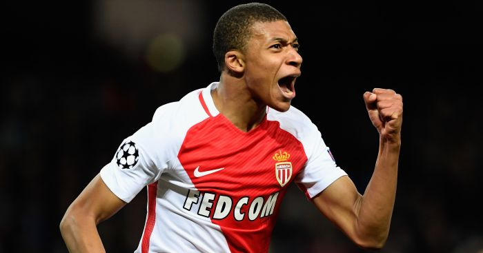 Kylian Mbappe: Linked with big-money Man United move