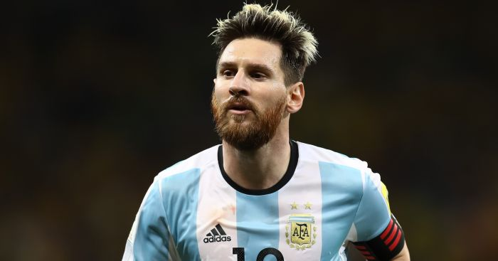 Lionel Messi: Will miss Argentina's next four games