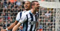 Gareth McAuley: Extended his stay at West Brom