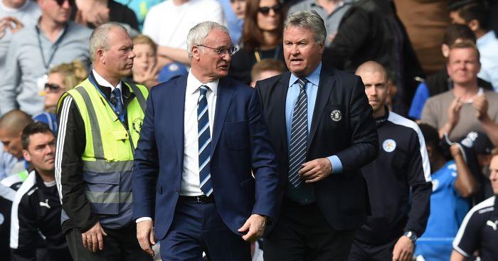 Guus Hiddink: Could have replaced Claudio Ranieri