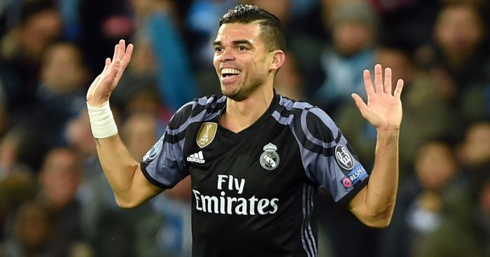 Pepe: Could move to Man City this summer