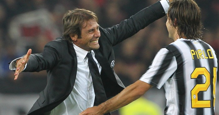 Conte and Pirlo: Set to be reunited?