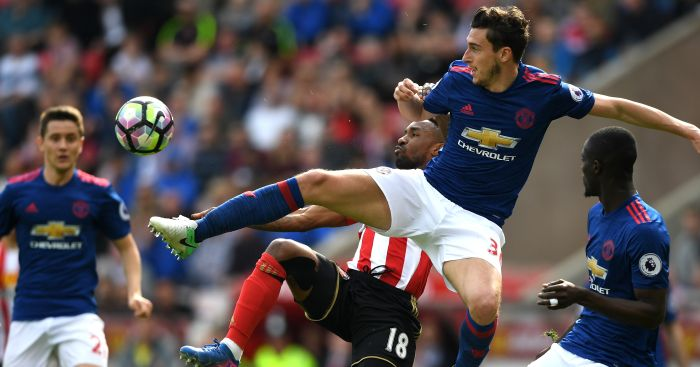 Matteo Darmian: Back in action for Man United