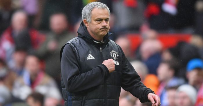 Jose Mourinho: Joked that he might have to play v Swansea