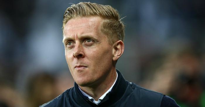 Leeds boss Gary Monk