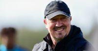 Newcastle boss Rafa Benitez 3