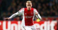 Donny van de Beek: Linked with Man United switch