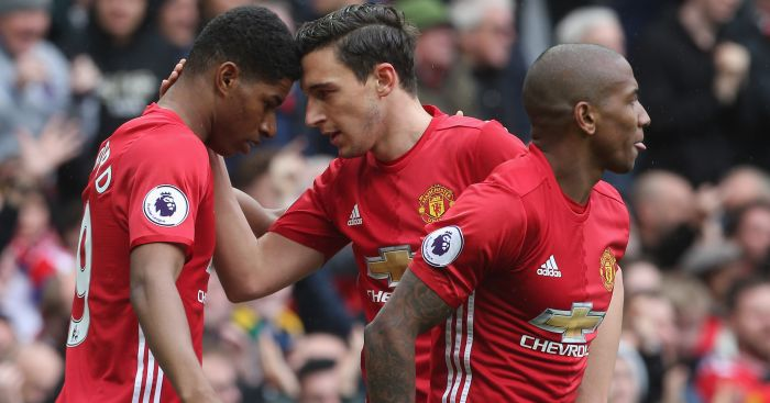 Matteo Darmian: Tipped to leave Man United