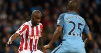 Saido Berahino: Yet to score for Stoke