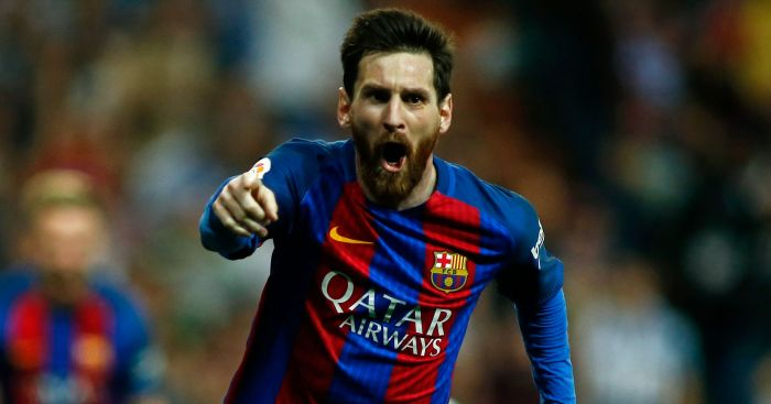 Lionel Messi: Stunned Real Madrid with a late winner