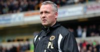 wolves boss paul lambert
