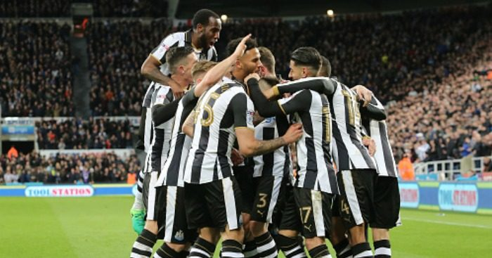 newcastle united 6