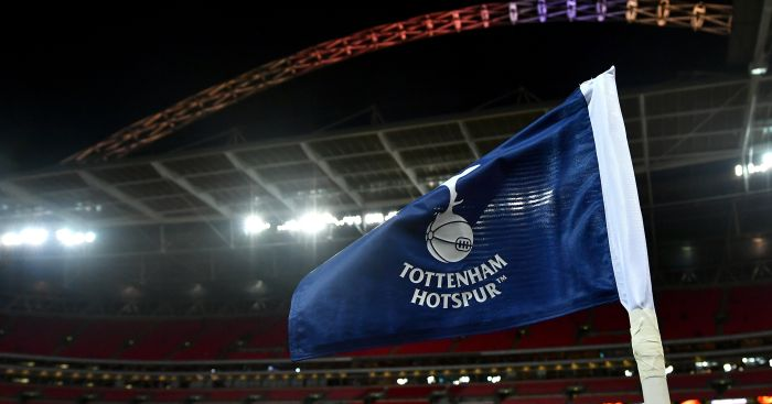 Tottenham: Will use Wembley as their home ground