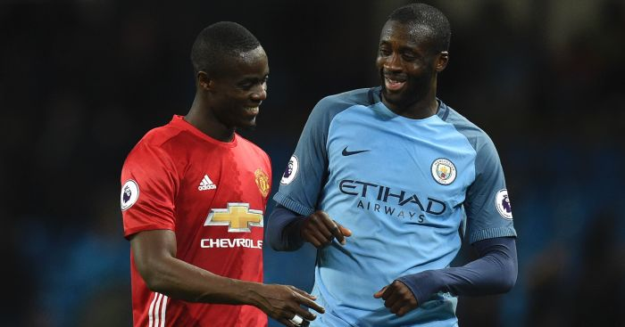 Yaya Toure: Believes City rule in Manchester