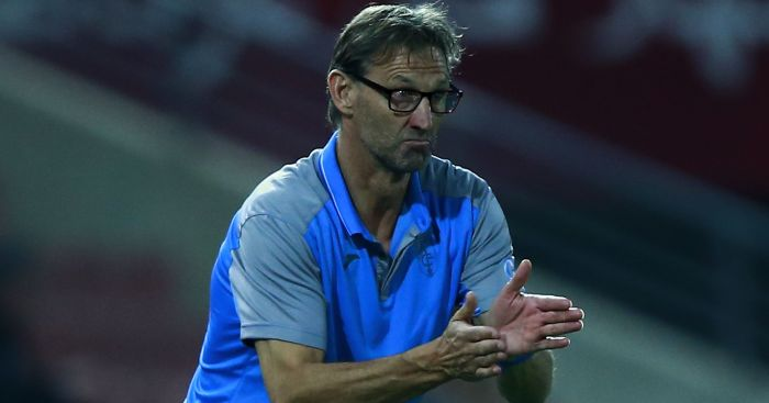 Tony Adams: Couldn't save Granada from the drop