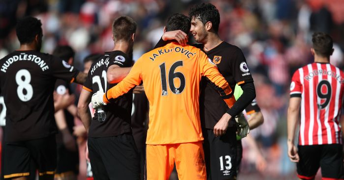 Eldin Jakupovic: Earned Hull a point with late penalty save