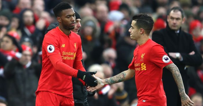 Daniel Sturridge: Looks likely to leave Liverpool this summer