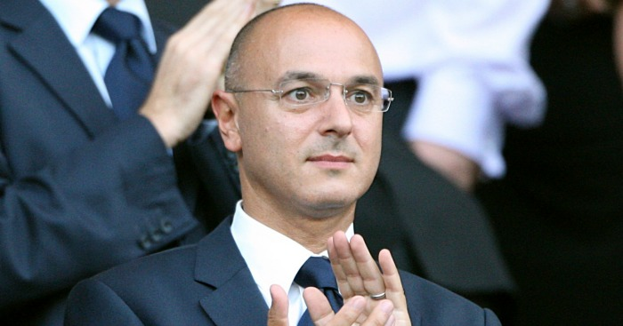 Spurs director Levy is highest paid in the Premier League | teamtalk com