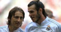 Luka Modric, Gareth Bale