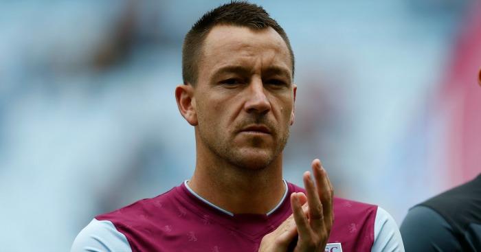 Aston Villa explain decision to recruit John Terry