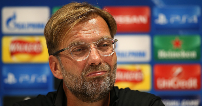 Klopp makes Liverpool exit vow in event of failure against Napoli