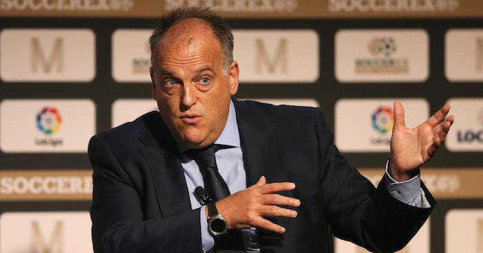 LaLiga president explains why UEFA had no choice but to ban Man City