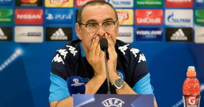 Maurizio Sarri Vowed To Make Changes And Bring Enjoyment Back For Chelsea After Being Appointed Antonio Contes Successor As Head Coach
