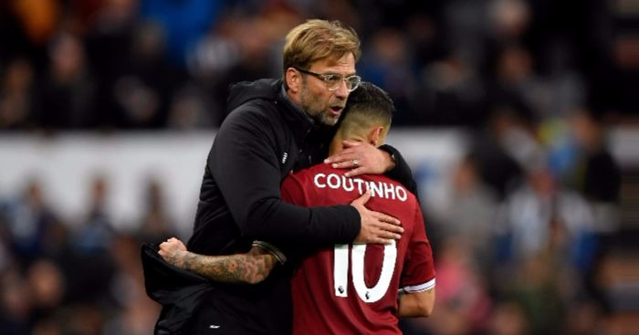 Klopp Coutinho - Fresh Coutinho twist as shock favourite emerges to seal €150m deal