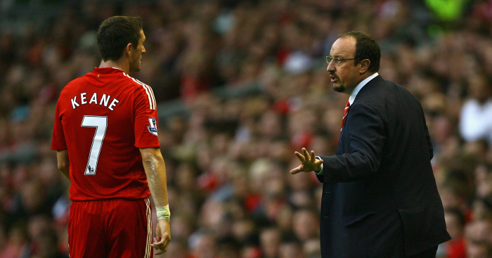 Benitez lifts lid on why Prem legend wasn't up to the task at Liverpool