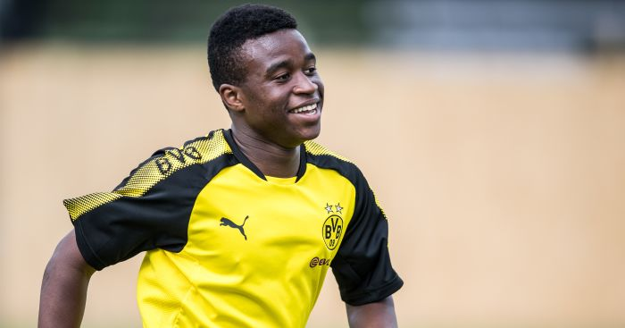 Dortmund Coach Makes Controversial Claims Over Youth Player Teamtalk Com