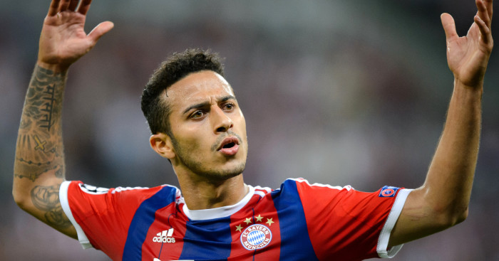 Bayern chief rules Liverpool out as Thiago Alcantara brother suggests Man Utd transfer is on