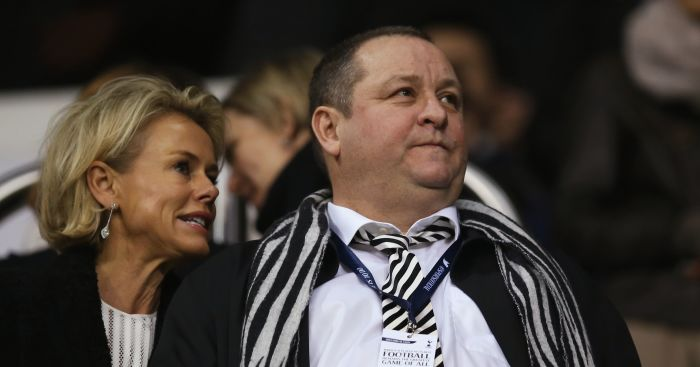 Newcastle owner Ashley puts the Premier League club up for sale