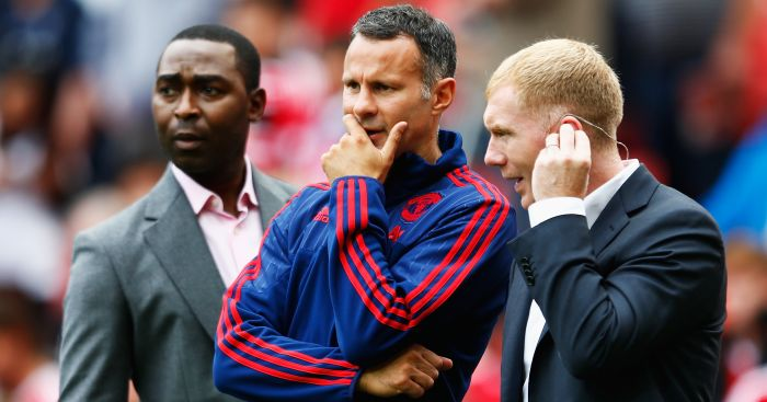 Giggs opens up on future chances of getting manager's role at Man Utd