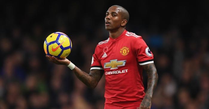 Man Utd S Young Facing Possible Ban After Elbow V Southampton Teamtalk Com