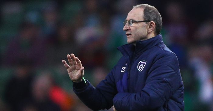 O'Neill defends Burnley star after controversy in Republic draw