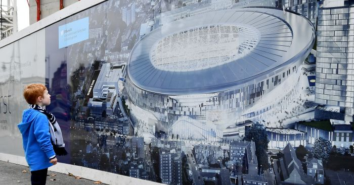 Tottenham send out SOS as fears grow over further stadium delay