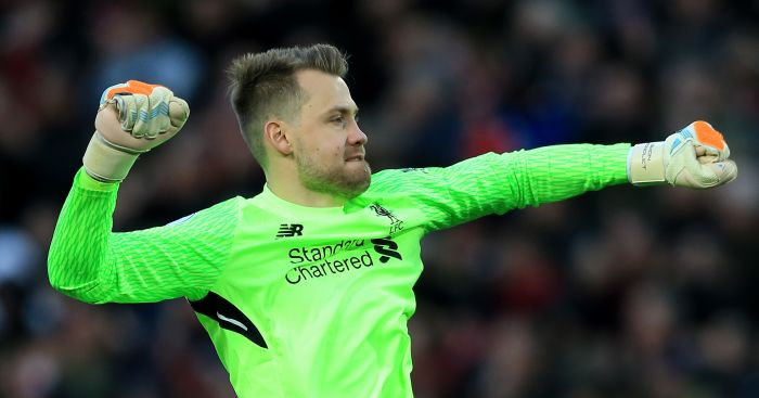 Liverpool set to go head-to-head with Mignolet's agent in transfer dispute