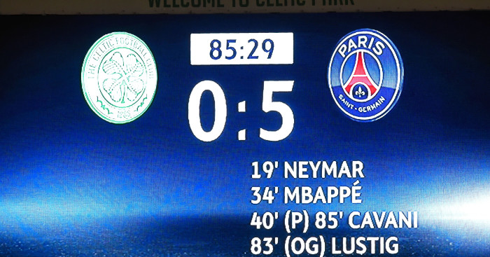 worrying words from psg boss unai emery as celtic prepare to visit