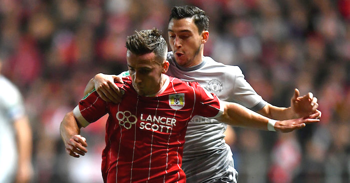 Bristol City v Manchester United Carabao Cup Quarter Final - Euro Paper Talk: Man Utd switch right-back targets as Euro giants put star for sale at €50m; shock new leader for De Ligt