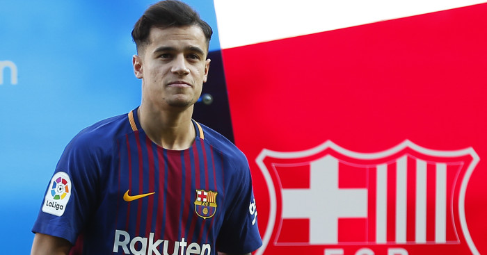 check out 954f1 57312 Two obstacles remain as Barcelona allow exit for £100m Man ...